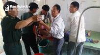 Nghệ An: Cứu sống một phụ nữ ăn lá ngón tự tử ở xã biên giới
