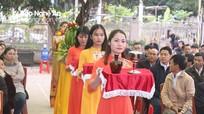 Giáo họ Con Cuông tổ chức thánh lễ quan thầy