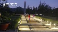 Đoàn công tác Báo Nghệ An dâng hương tưởng niệm tại Nghĩa trang Hàng Dương, Côn Đảo