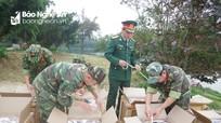 Giao thừa tối nay, Nghệ An sẽ bắn 270 dàn pháo hoa tại TP Vinh và Cửa Lò