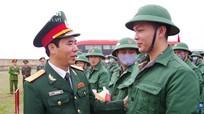 Không khí ngày hội tòng quân ở các địa phương của Nghệ An