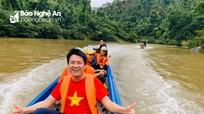 60 doanh nghiệp du lịch trong nước khảo sát tuyến 'Miền Tây xứ Nghệ - Lào'