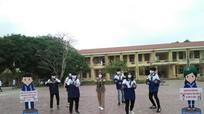 Học sinh Nghệ An nhảy 'Ghen cô vy' để tuyên truyền phòng chống Covid-19