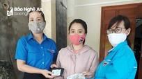 Nữ Bí thư Đoàn xã nhặt được ví, đăng facebook tìm người trả lại