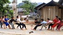 Thú vị những trò vui của trẻ em rẻo cao Nghệ An sau giờ lên lớp