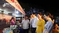 Đặc sản Nghệ An 'hút' khách tại Liên hoan Ẩm thực Quảng Ninh 2020
