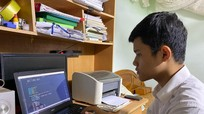 Thủ khoa Tin học Trường THPT chuyên Phan Bội Châu và ước mơ trở thành 'lập trình viên'