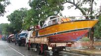 Bộ CHQS tỉnh Nghệ An họp khẩn điều động phương tiện, nhân lực tham gia cứu hộ, cứu nạn