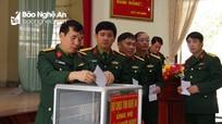 Bộ Chỉ huy quân sự tỉnh phát động ủng hộ Tết Vì người nghèo năm 2021