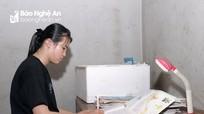 Nữ sinh xã rẻo cao ở Nghệ An đạt thủ khoa học sinh giỏi Lịch sử và Địa lý
