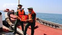 Hai đảo tiền tiêu của Nghệ An hoàn thành công tác bầu cử