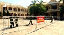 Diễn Châu: Cách ly tập trung 75 trường hợp F1 của ca dương tính sau khi sang Lào