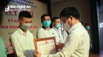 4 giải Nhất được trao tại kỳ thi Kỹ năng nghề tỉnh Nghệ An năm 2021