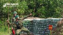 Bộ CHQS tỉnh Nghệ An kiểm tra '3 tiếng nổ' cho chiến sỹ mới