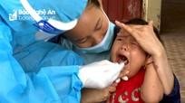 Kết quả test nhanh SARS-CoV-2 của 523 người dân xã Diễn Bích - Diễn Châu