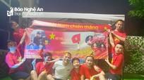 Người Việt tại UAE sẵn sàng tiếp lửa cho đội tuyển Việt Nam
