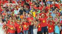 Lợi thế và áp lực khi tuyển Việt Nam đá trên sân nhà Mỹ Đình