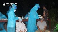 Chiều 11/8, Nghệ An ghi nhận 14 trường hợp nhiễm Covid-19, tất cả đều được cách ly từ trước