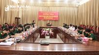 Kiểm tra công tác chuẩn bị diễn tập khu vực phòng thủ tỉnh Nghệ An năm 2021