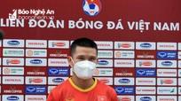 Tân binh Phạm Tuấn Hải bất ngờ vì được triệu tập lên đội tuyển