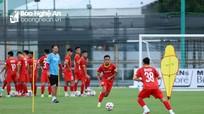 Hậu vệ Mai Sỹ Hoàng: 'Không chỉ là Vòng loại U23 châu Á mà còn hướng tới mục tiêu xa hơn'