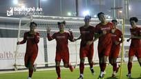 Tuyển Việt Nam tập buổi đầu tiên, Đặng Văn Lâm hứng khởi trở lại sau hai năm vắng bóng