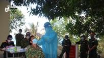 Bộ CHQS tỉnh triển khai công tác phòng, chống dịch trong lực lượng vũ trang tỉnh