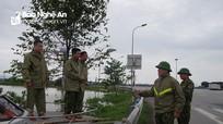 Nghệ An ra công điện ứng phó với bão CONSON, đảm bảo an toàn các khu cách ly