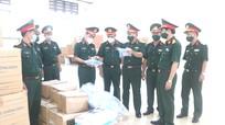 Bộ Tư lệnh Quân khu kiểm tra công tác bảo quản, vận chuyển vắc xin ngừa Covid-19