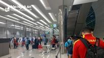 Tuyển Việt Nam đã có mặt tại UAE sẵn sàng cho trận gặp tuyển Trung Quốc