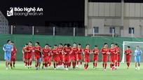 Thầy Park nhận tin vui trước cuộc đối đầu với Đội tuyển Trung Quốc