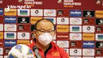 HLV Park Hang Seo: Hãy cho ĐT Việt Nam thời gian để cải thiện