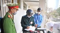 Thành phố Vinh hoàn thành cưỡng chế các hộ dân tại chung cư cũ B3 và B6 Quang Trung
