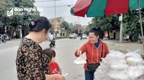 Nghệ An: Đầu năm mua muối lấy may