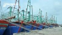 Nghệ An tăng cường công tác phòng cháy, chữa cháy đối với tàu cá