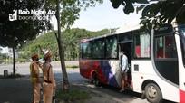 Nghệ An ra thông báo khẩn tìm người đi xe khách tuyến Hải Phòng - TP. Hồ Chí Minh