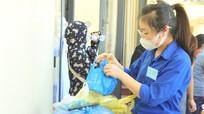 TP Vinh: Thành lập các tổ, nhóm hỗ trợ nhu yếu phẩm cho dân vùng bị phong tỏa