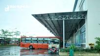 Xe khách nội tỉnh Nghệ An chưa 'chịu' hoạt động trở lại dù đã được phép