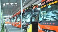 Nghệ An: Tạm dừng các tuyến vận tải khách đối với toàn bộ phía Nam và thêm 5 tuyến phía Bắc