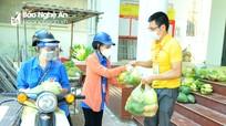 Phương án cung ứng thực phẩm thiết yếu cho người dân trên địa bàn thành phố Vinh