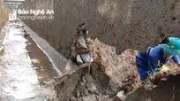 Nghệ An: Nhiều hồ, đập mất an toàn trước mùa mưa lũ