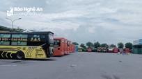 Thí điểm khôi phục 5 tuyến vận tải hành khách liên tỉnh đi, đến Nghệ An
