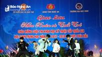 Học sinh 29 tỉnh thành dự giao lưu 'Mùa xuân Tuổi trẻ' ở ĐH Vinh