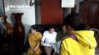 Nạn nhân rút đơn tố cáo phụ huynh đánh giáo viên mang thai ở Nghệ An