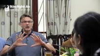 Cựu HLV Nhật Bản chia sẻ kinh nghiệm phát triển bóng đá ở Nghệ An