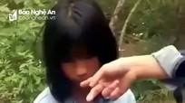 Công an vào cuộc vụ nữ sinh Nghệ An bị nhóm bạn đánh hội đồng