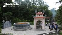 Đô Lương khánh thành công trình tu bổ phần mộ Uy Minh Vương Lý Nhật Quang