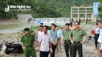 Tướng Nguyễn Hữu Cầu: Công an Nghệ An đang huy động lực lượng chưa từng có để điều tra các thủy điện