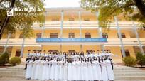 Lớp học miền núi ở Nghệ An có 100% em đậu đại học, trong đó có nhiều trường tốp đầu