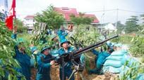 Con Cuông khen thưởng 24 cá nhân sau đợt diễn tập khu vực phòng thủ